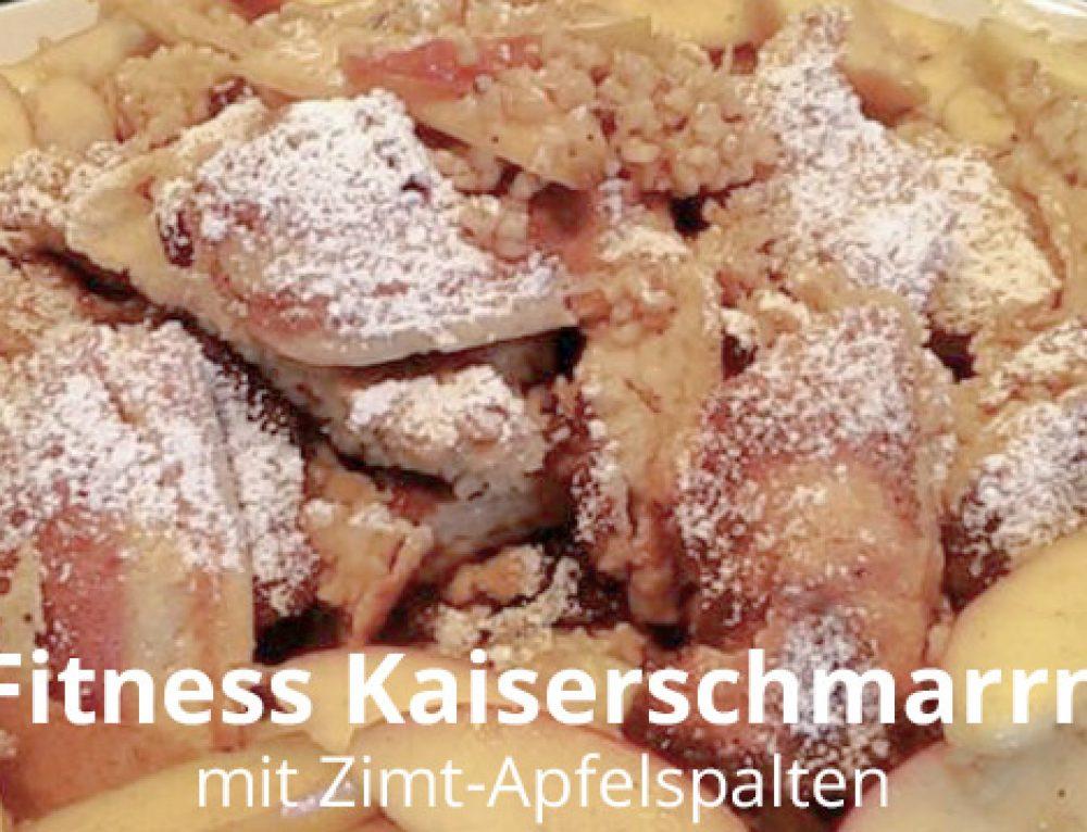 Rezept: Fitness Kaiserschmarrn